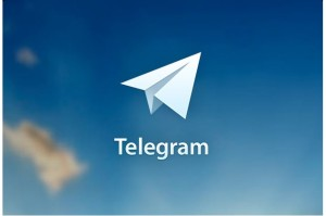 telegram messenger _logo